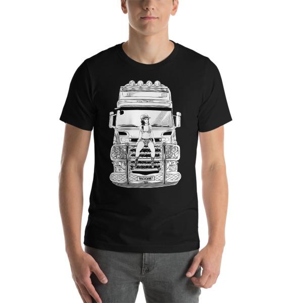 T-Shirt personalizzata maniche corte - Taglia S
