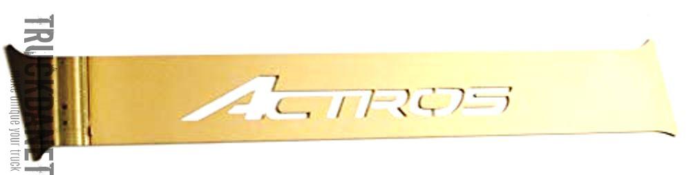 MERCEDES Profilo laterale carena sinistra con scritta Actros