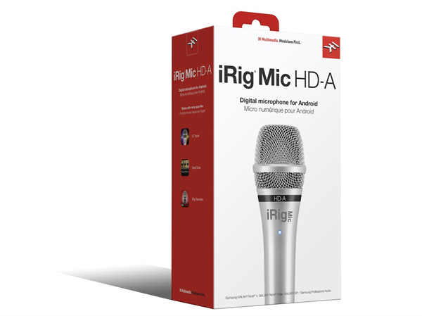 IRIG MIC HDA