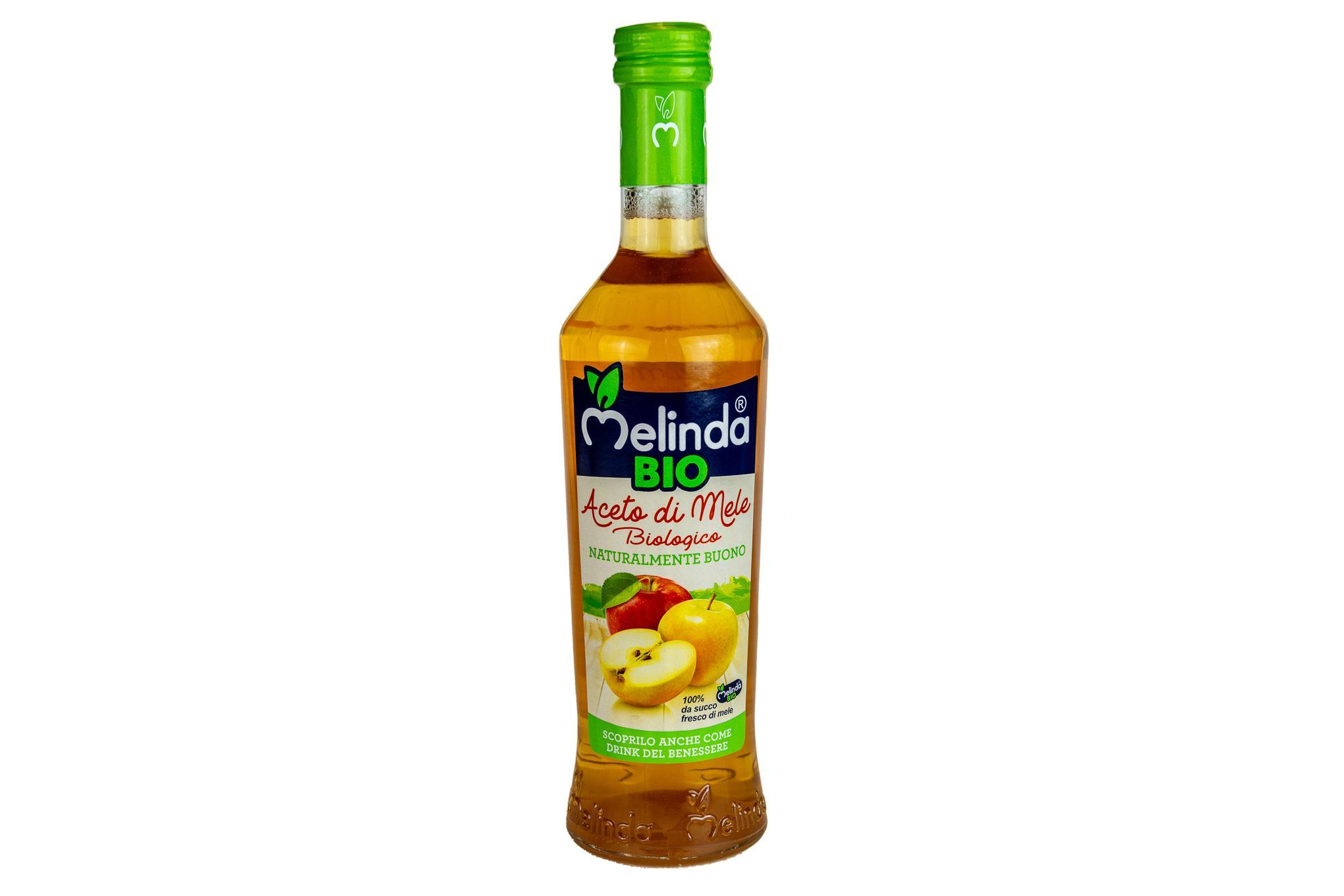 Aceto di Mele Biologico Melinda (500ml)