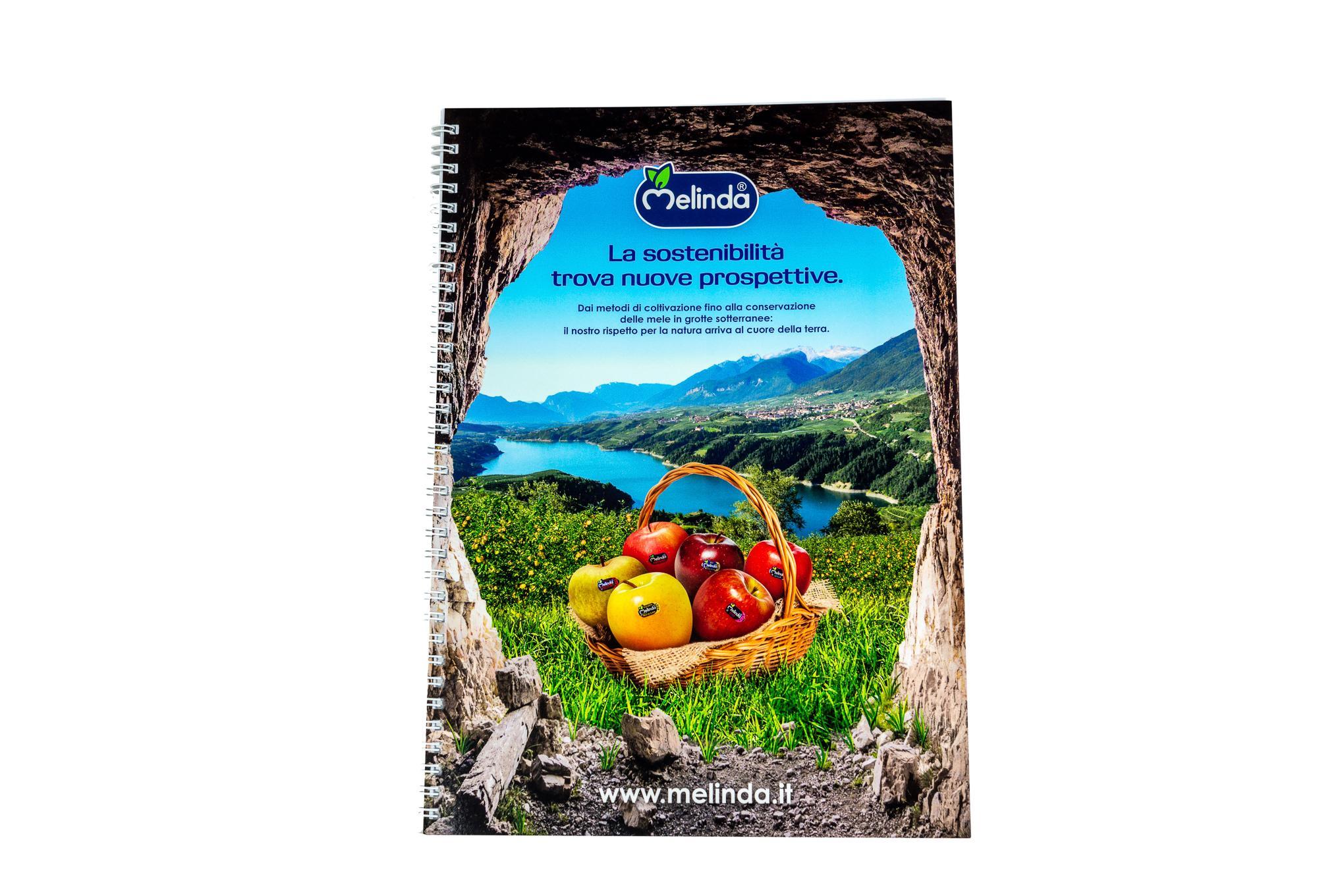Quaderno Melinda A4